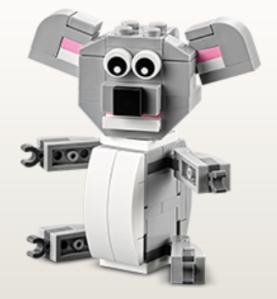 LEGO-koala