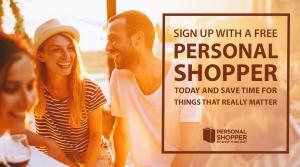 Client Acquisition - Personal Shopper Ad - Audience 1