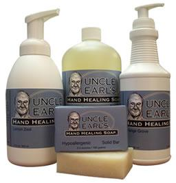 Free-Sample-of-Uncle-Earls-Hand-Healing-Soap-PrettyThrifty